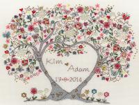 Love Blossoms Sampler - Bothy Threads