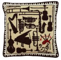 Musical Instruments Tapestry