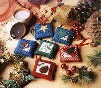 Xmas Decorations Tapestry Kit