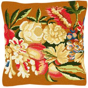 Lyon Floral Tapestry Kit - Brigantia