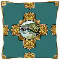 Celtic Saint Jean -Tapestry Kit - Brigantia