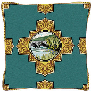 Celtic Saint Jean -Tapestry Kit - Brigantia