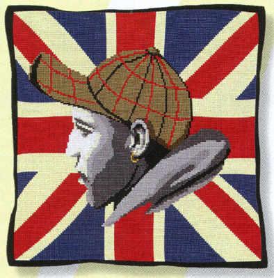 Urban Darren  - Union Jack Tapestry Kit