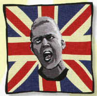 Urban Eric  - Union Jack Tapestry Kit - Brigantia