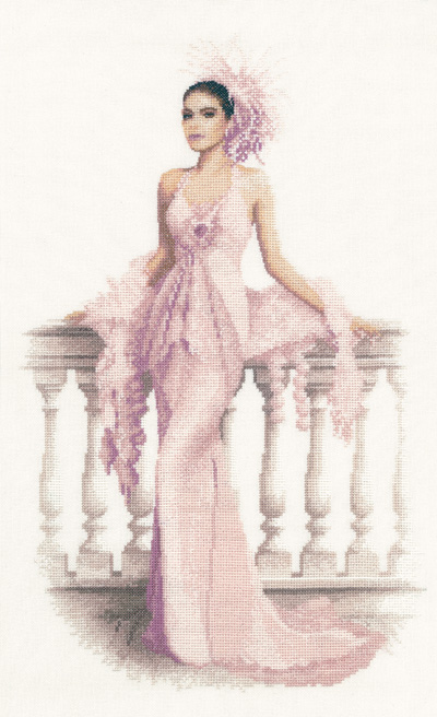 Gabriella - John Clayton Cross Stitch
