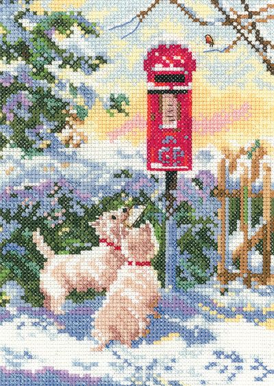What Now? - Memories Cross Stitch