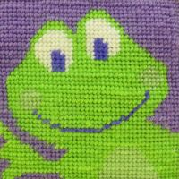 Frog - Starter Tapestry Kit