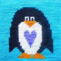 Penguin - Starter Tapestry Kit