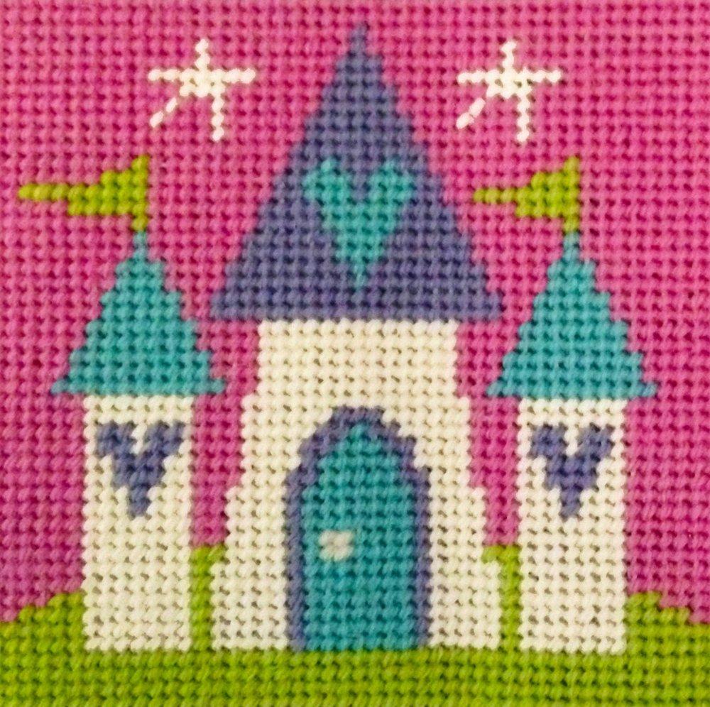 Castle - Starter Tapestry Kit
