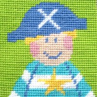Pirate - Starter Tapestry Kit