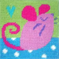 Mouse - Starter Tapestry Kit