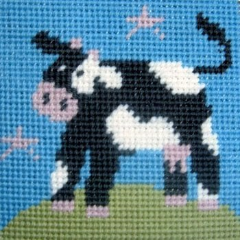 Cow - Starter Tapestry Kit