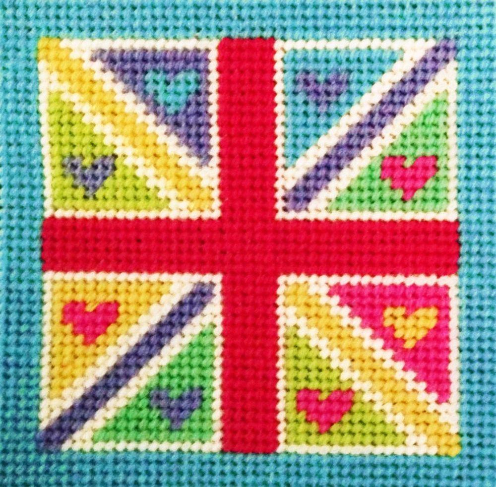 Flag - Starter Tapestry Kit