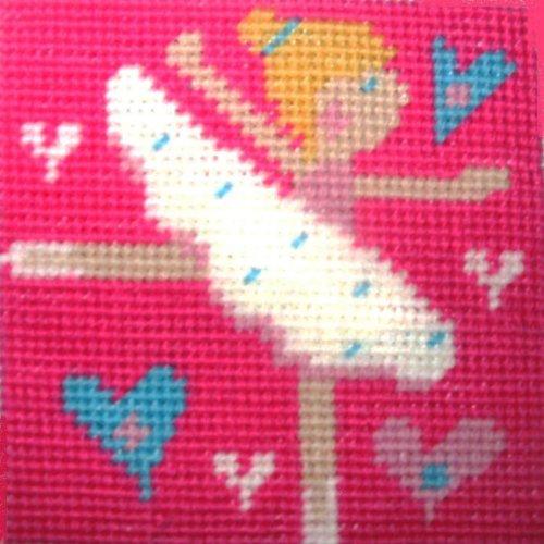 Ballerina - Starter Tapestry Kit