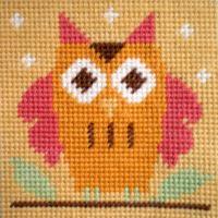 Owl - Starter Tapestry Kit