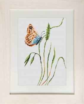 Smell of Spring Cross Stitch - Luca-S