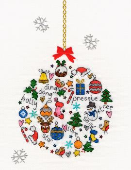Love Yule - Bothy Threads Cross Stitch