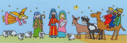 Star of Bethlehem - Bothy Threads Cross Stitch