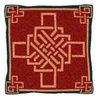 Bellanoch -  Cross Stitch Kit (printed canvas)