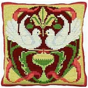 Belmont - Cross Stitch Kit (printed canvas)