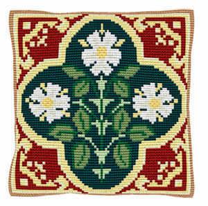 Bianca - Cross Stitch Kit (printed canvas)