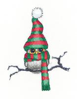 Ollie Owl Cross Stitch