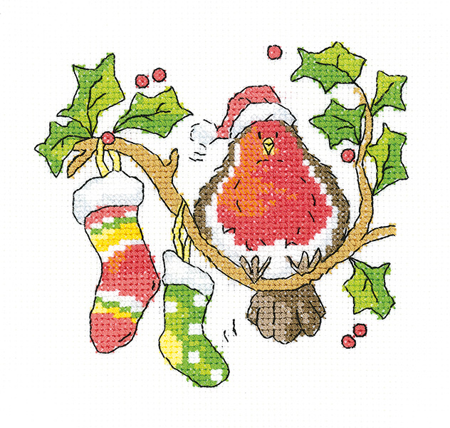 Round Robin - Simply Heritage Cross Stitch