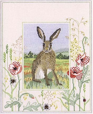 Wildlife and Birds Cross Stitch