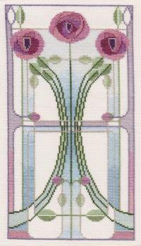 Rose Bouquet - Mackintosh Cross Stitch
