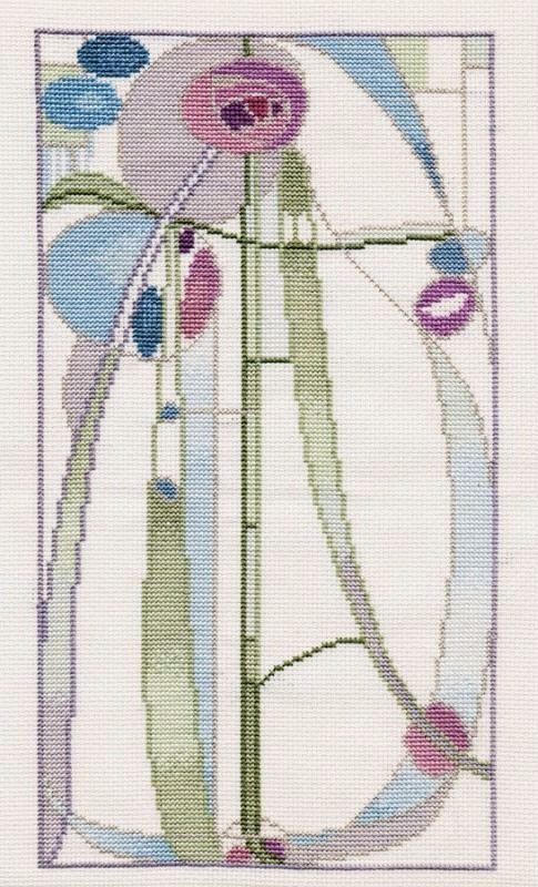 Rose Boudoir - Mackintosh Cross Stitch