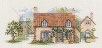 Old Mill Lane Cross Stitch