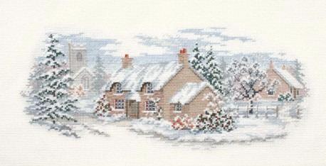 Holly Lane Cross Stitch