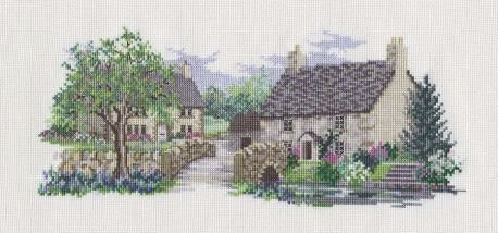 Bluebell Lane Cross Stitch