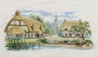 Waterside Lane Cross Stitch