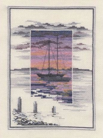 Sunsets and Misty Mornings Cross Stitch