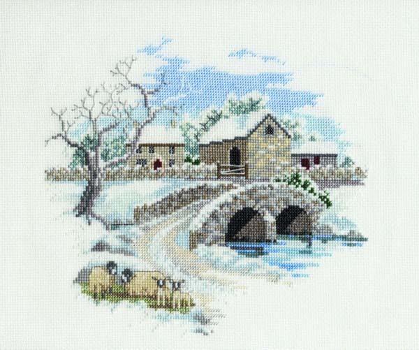Winterbourne Farm Cross Stitch