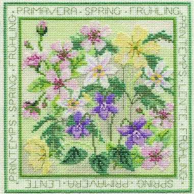 Spring - Seasons Cross Stitch