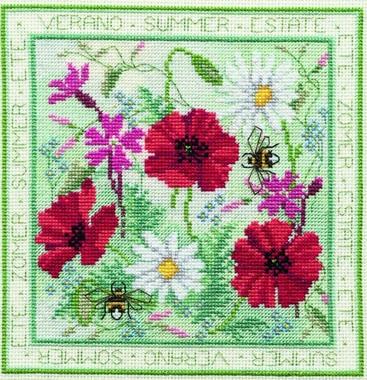 Summer - Seasons Cross Stitch