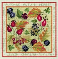 Autumn - Seasons Cross Stitch