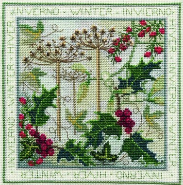 Winter - Seasons Cross Stitch