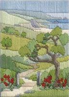 Summer Walk - Wool Long Stitch
