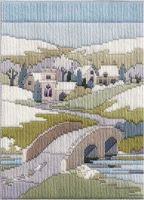 Winter Walk - Wool Long Stitch
