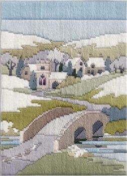 Winter Walk - Wool Long Stitch