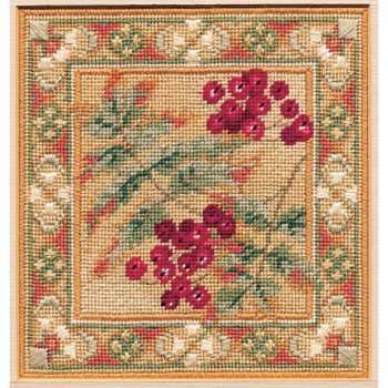 Rowan - Counted Canvas Work - Petit Point & Long Stitch