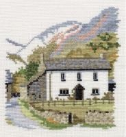 Yew Tree Farm - Lake District Cross Stitch