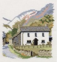 Yew Tree Farm - Lake District Cross Stitch