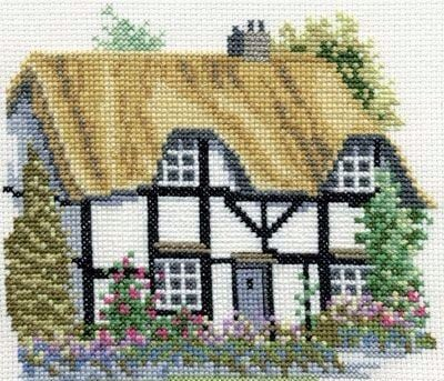 Herefordshire Cottage Cross Stitch