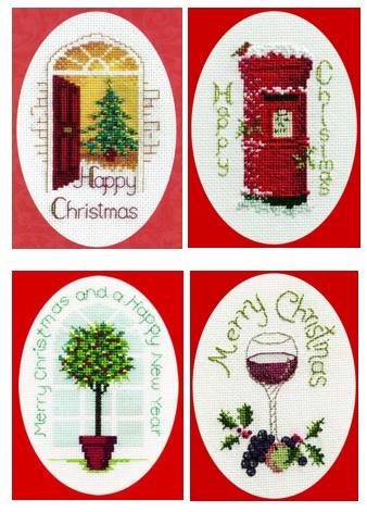 derwentwater christmas cards