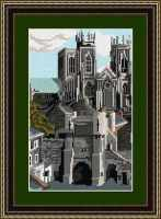 York Minster - Tapestry Kit