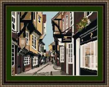 The Shambles - Brigantia Needlework